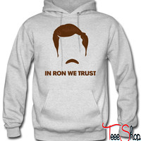 In Ron We Trust hoodie