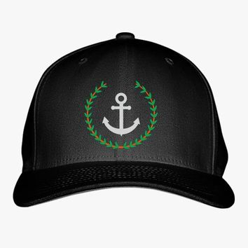 Pablo Escobar's Anchor Embroidered Baseball Cap