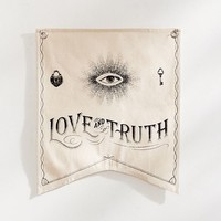 Love And Truth Tapestry | Urban Outfitters Canada