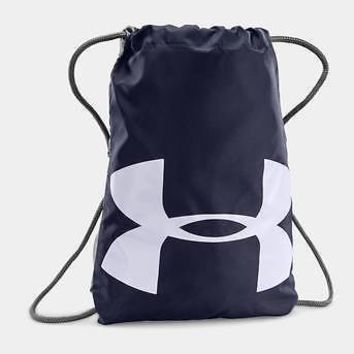 02e0003cdc87 Under Armour Ozsee Sackpack UA Drawstring Backpack Sack Pack Gym