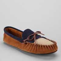 Urban Outfitters - Fringe Suede Moccasin