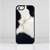The Real Cowhide Texture Skin-Sert Case for the Apple iPhone 5c