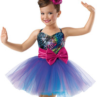 Girls' Camisole Recital Dress; Weissman Costumes