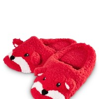 Super Soft Slippers - Small/Medium Foxy Lady