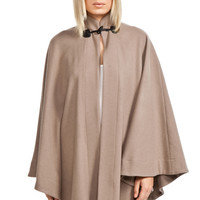 Lover Relaxed Cape in Mushroom | FWRD