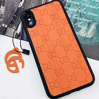Gucci Phone Cover Case For iphone 6 6s 6plus 6s-plus 7 7plus 8 8plus iPhone X XS XS max XR