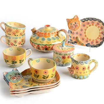 Cat Tea Party Bundle