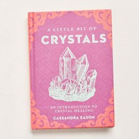 Book - A Little Bit of Crystals