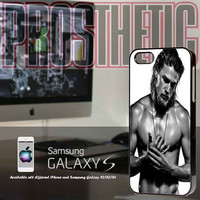 Jax Teller Shirtless- Custom iPhone 4 case, iPhone 5 case, Samsung galaxy case, Samsung Galaxy s3 , Samsung Galaxy s4 case