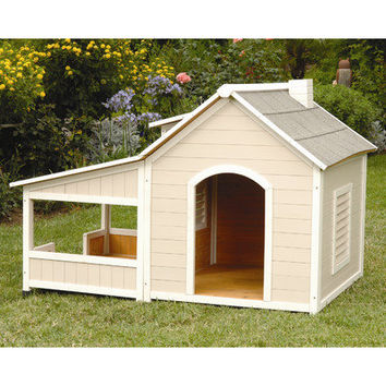 Precision Pet Products Outback Savannah Dog House