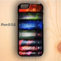 Dream colorful Harry Potter Book Collage iPhone 6S Plus Case