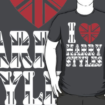 I heart harry styles Shirt