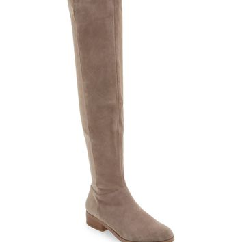 Sole Society Kinney Over the Knee Boot (Women) | Nordstrom