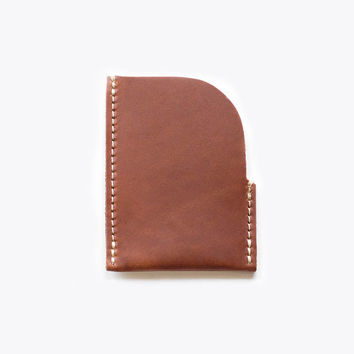 Card Case - Tan