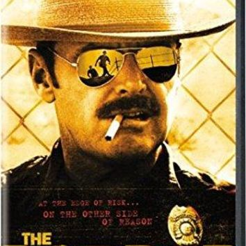 The Border Jack Nicholson, Harvey Keitel, Valerie Perrine, Warren Oates, Elpidia Carrillo, Shannon Wilcox, Manuel Viescas, Jeff Morris, Mike Gomez, Dirk Blocker
