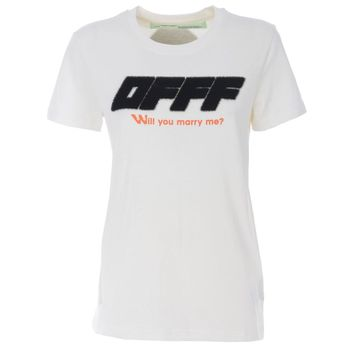 WILL YOU MARRY ME TEE BY OFF-WHITE