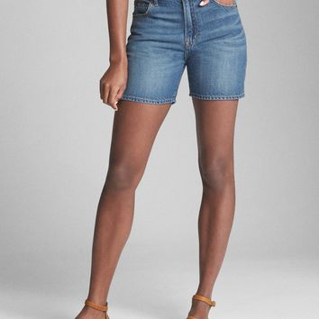 "Wearlight 5"" Relaxed Denim Shorts 