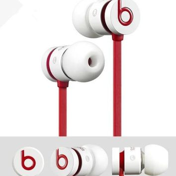 Beats URBEATS 2.0 Earphone Suitable for all ages Bass magic phone line noise reduction earplugs B/A White