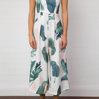 Print Sexy Pants Women's Fashion Jumpsuit [10307980109]