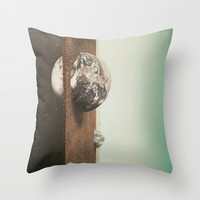 Within and Without Throw Pillow by Douglas Hale