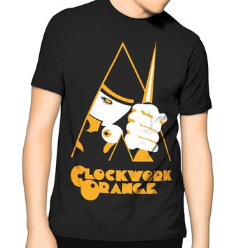 ClockWork Orange T Shirt -ClockWork Orange - Kids - Mens 6XL