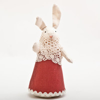 PATTERN for Bunny, sewing pattern, Easter Bunny