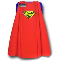 Superman Cape iPhone 5 Rubber Case