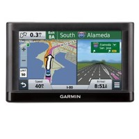 Garmin nüvi 55 GPS Navigators System with Spoken Turn-By-Turn Directions, Preloaded Maps and Speed Limit Displays (Lower 49 U.S. States)