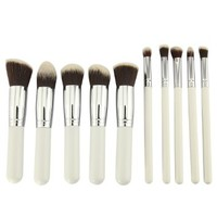 BESTOPE® Professional 10Pcs Cosmetic Makeup Brush Set Kit