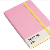 Pantone Universe Notebook A6 Pink 230C