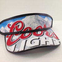 Coors Light Visor