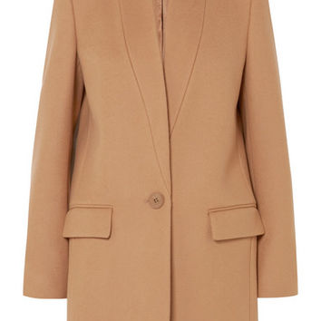 Stella McCartney - Bryce melton wool-blend coat