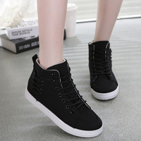 Lace- Up Shoes