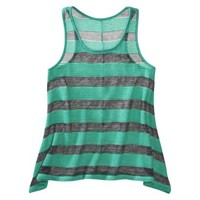 Xhilaration® Juniors Striped Knit Tank - Assorted Colors