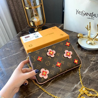 Louis Vuitton LV Blooming Flowers Chain bag