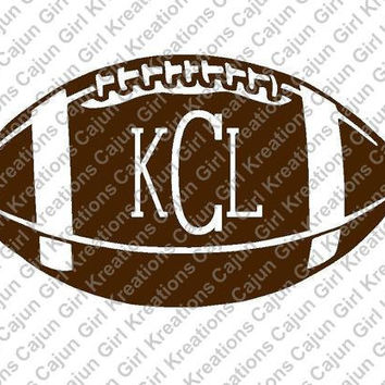 Customized Football Personalized w/ Name/Date Printable Iron On Transfer DIY Instant Download