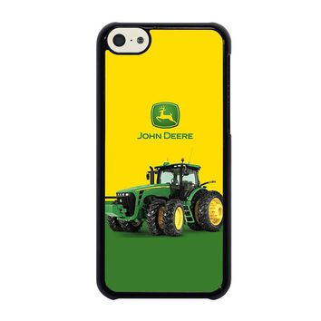 JOHN DEERE WITH TRACTOR iPhone 5C Case Cover