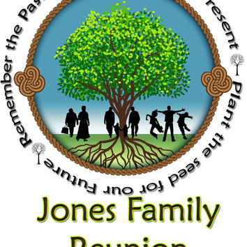 Brand New Custom Personalized Family Reunion Shirts T-shirt All Sizes! #2