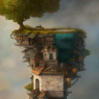 """Autumn"" - Art Print by Gediminas Pranckevicius"