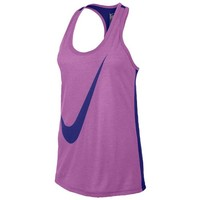 Nike Swoosh Out Dri-blend Tank - Women's