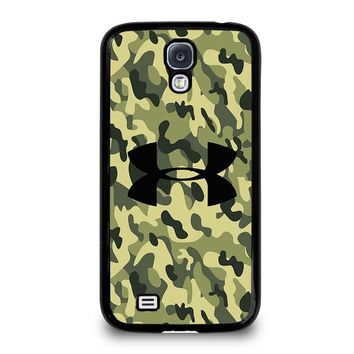 CAMO BAPE UNDER ARMOUR Samsung Galaxy S4 Case Cover