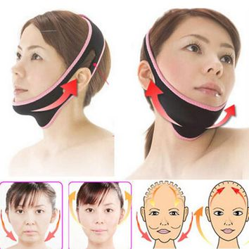 Face Lift Up Belt Sleeping Face-Lift Mask Massage Slimming Face Shaper Relaxation Facial Slimming Mask Bandage
