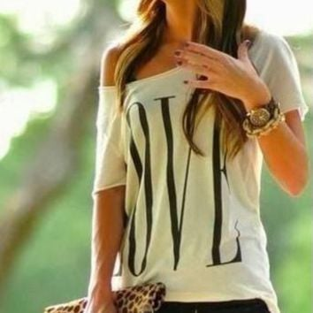 CUTE FASHION SHIRT TOP