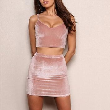 Two Piece Party Set
