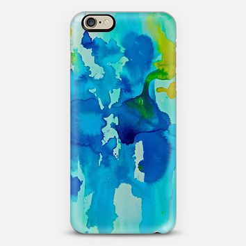 Topography (phone) iPhone 6 case by DuckyB | Casetify
