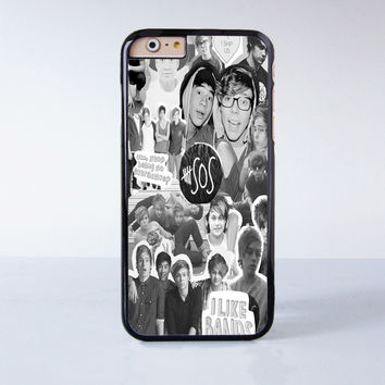 5SOS Plastic Phone Case For iPhone 6  More Style For iPhone 6/5/5s/5c/4/4s iPhone X 8 8 Plus