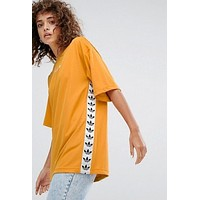 adidas Originals Tnt Tape Logo T-shirt Tee