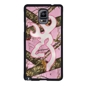 browning buckmark pink camo white beach towel samsung galaxy note 4 note 3 2 cases
