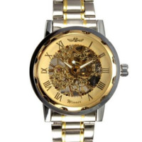 Men's Luxury Stainless Steel Wrist Watch