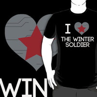 I Heart The Winter Soldier